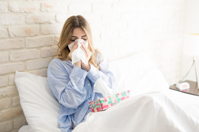 5 Reasons You're Waking Up Congested